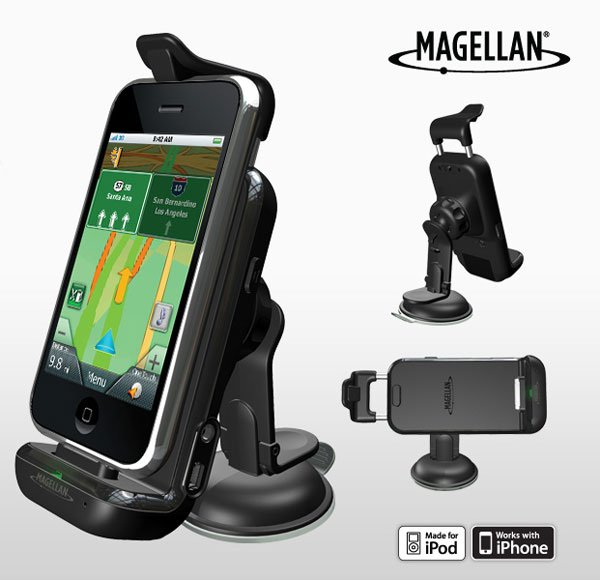 Magellan RoadMate iPhone App