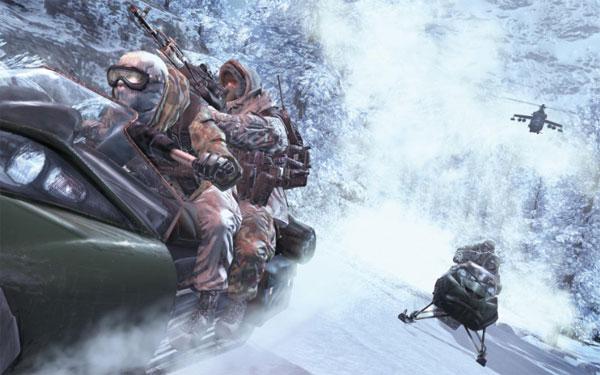 Modern Warfare 2 Banned In Russia