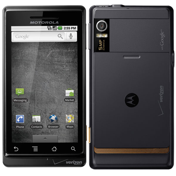 Motorola Droid Goes On Sale
