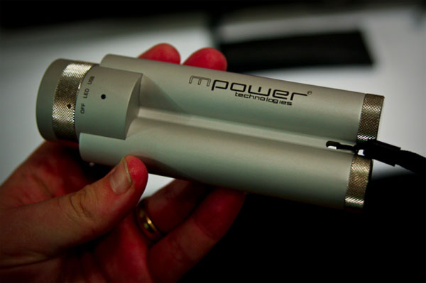The mPower Emergency Illuminator