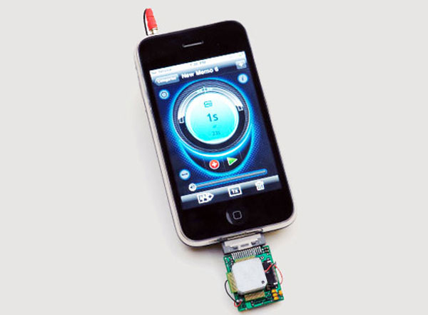 NASA Develops Chemical Detecting iPhone Add On