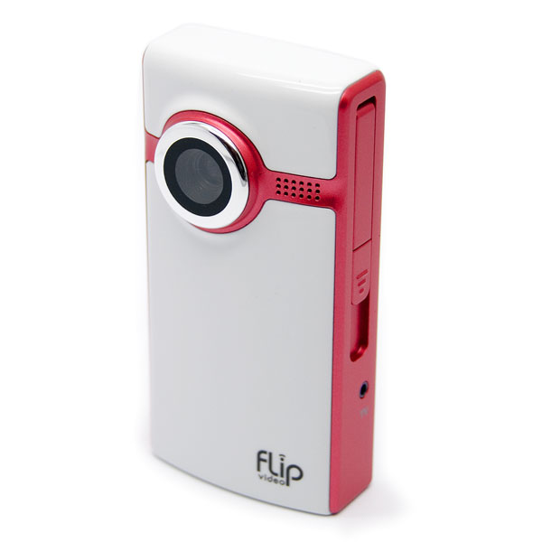 New Flip Video Cameras To Feature Built In WiFi