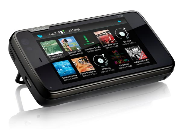 Nokia N900 Delayed In The UK
