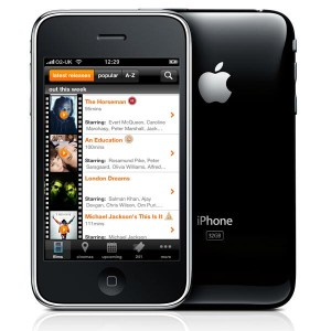 Orange Launches Its First iPhone App