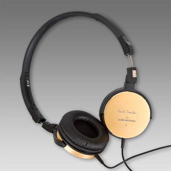 Paul Smith Limited Edition Audio Technica Headphones