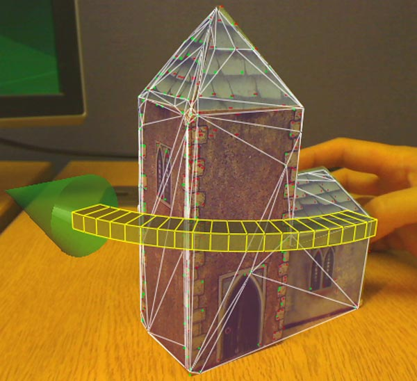 ProFORMA 3D Scanner Uses A Standard Web Camera