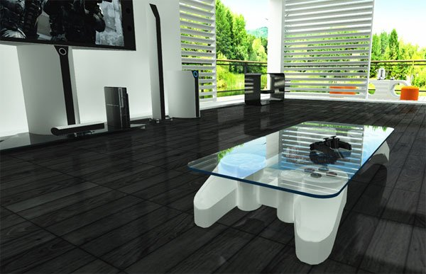 The PS3 Coffee Table