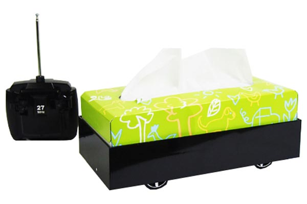 RC Tissue Box
