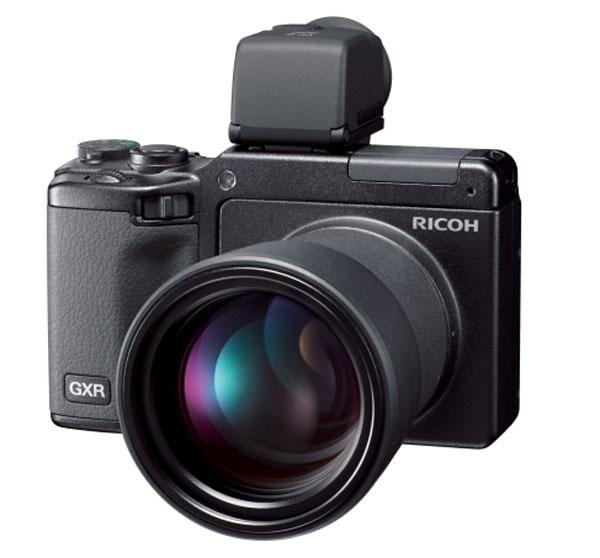 Ricoh GXR Modular Camera System