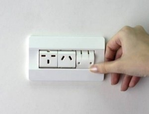Rotating Power Sockets