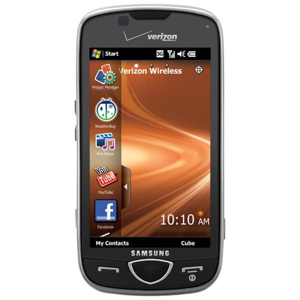 Samsung Omnia II Coming To Verizon December 2nd