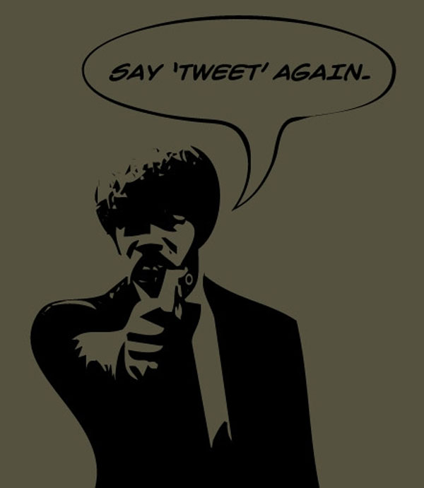 Say 'Tweet' Again T-Shirt