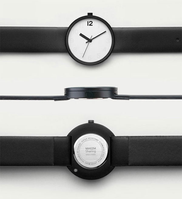 The Sharing Watch