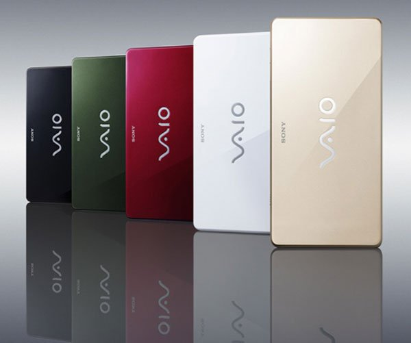 Sony Updates Vaio P Netbooks