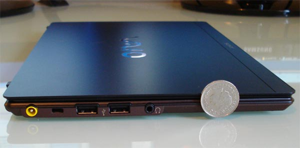 Sony Vaio X Series Ultra Thin Notebook - Hands On