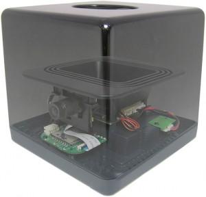 Spy Tissue Box Camera