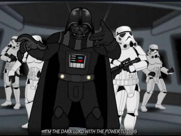 Star Wars Gangsta Rap: Chronicles - Video