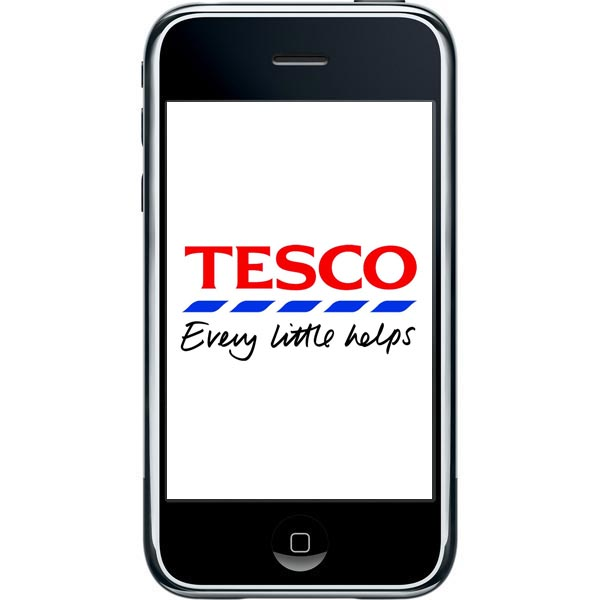 Tesco To Sell The Apple iPhone In The UK