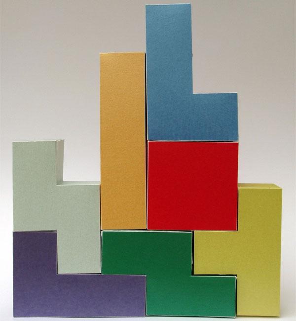 Tetris Gift Boxes