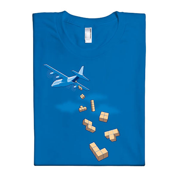 The Airdrop Tetris T-Shirt