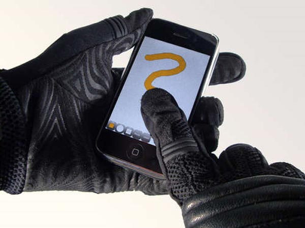 Make Your Own Touchscreen Friendly Gloves