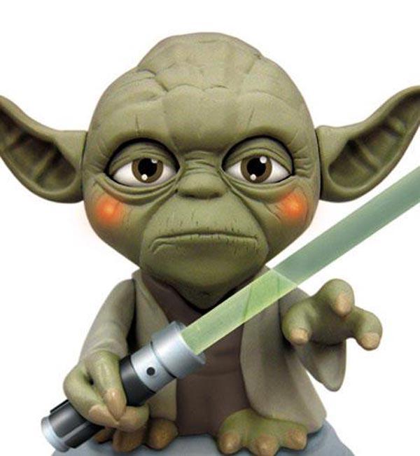 USB Yoda