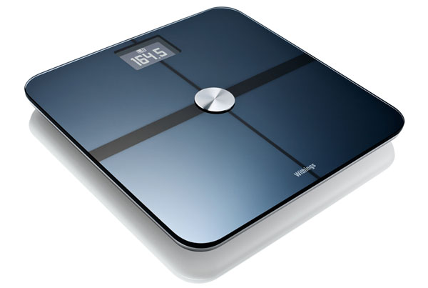 The WiFi Body Scale Tweets Your Weight