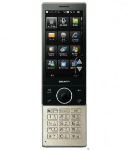 Willcom W-Zero Phone