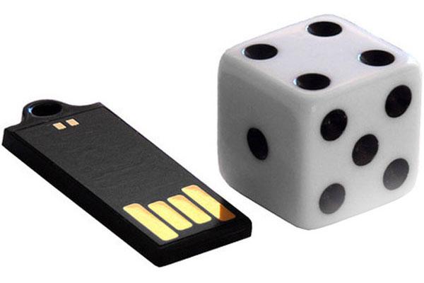 Worlds Smallest 16GB USB Drive
