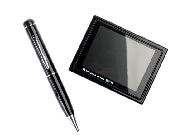 Wireless Spy Camera Pen