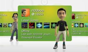 Xbox Live iPhone App Version 2.0