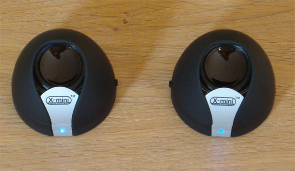 x-mini portable speakers review