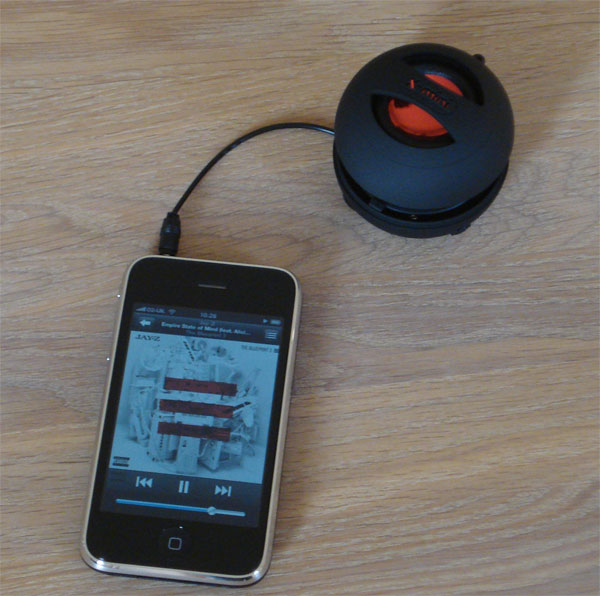 xmini portable speakers