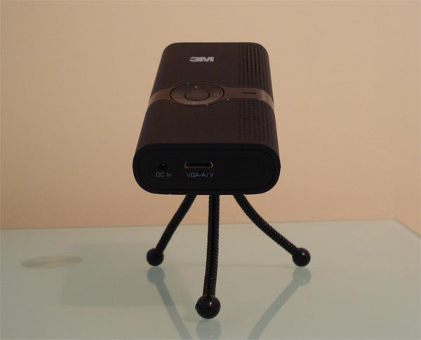3M MPro120 Pocket Projector Review