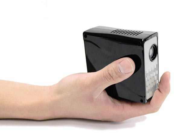 Aaxa m1 micro projector for Micro video projector