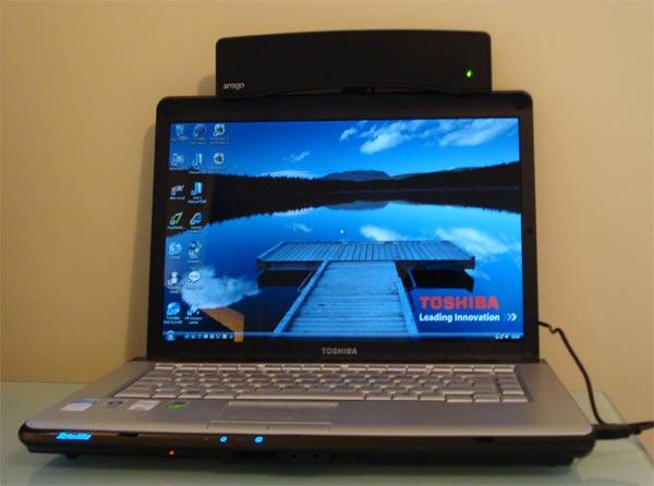 AQ Amigo Portable Stereo Laptop Speaker Review
