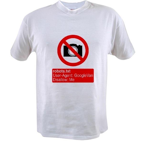 Anti Googlevan T-Shirt