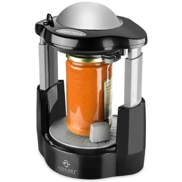 Black and Decker Lids Off Jar Opener