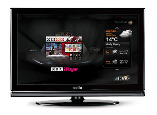 Cello iViewer HDTV Features Built In BBC iPlayer