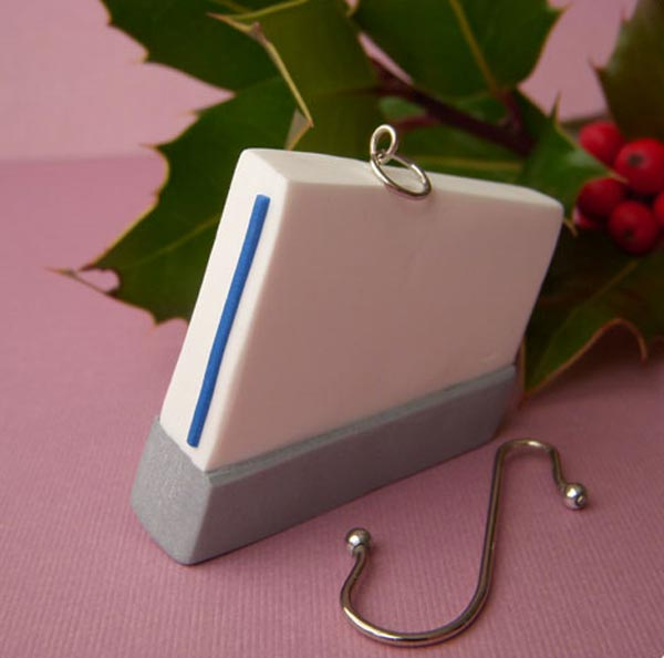 Games Console Christmas Tree Ornaments