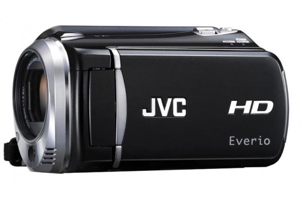 JVC Everio GZ-HD620 HD Camcorder