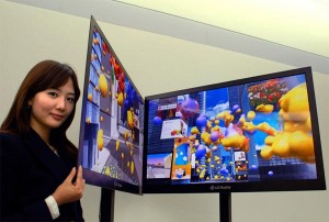 LG Announces The Worlds Thinnest LCD TV Panel Just 2.6mm Thick