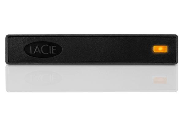 LaCie Rikki Ultra Compact Portable Hard Drive