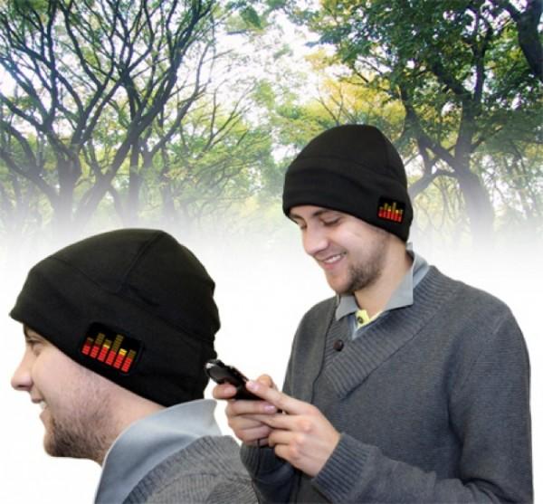 Light and Sound Hat