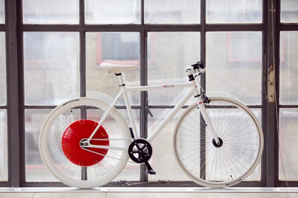 MIT Shows Off The Copenhagen Wheel For Cyclists