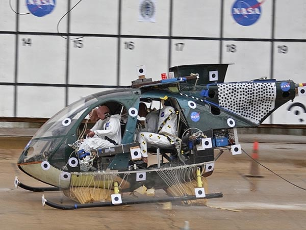NASA Develops Helicopter Airbag