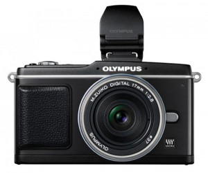 Olympus PEN E-P2 Now Available