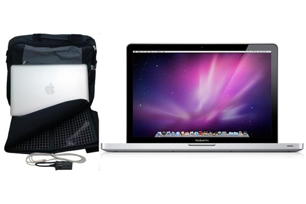 Solar MacBook Charger Costs More Than Your MacBook