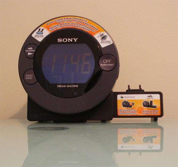 Sony ICF-C8WM Walkman Clock Radio Review