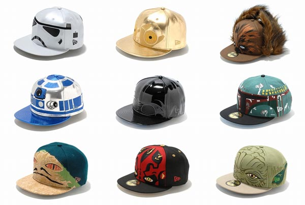 Star Wars Baseball Caps